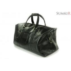 Ashwood Chelsea 2081 black Дорожная сумка