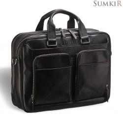 Brialdi Aspen (А́спен) black Деловая сумка