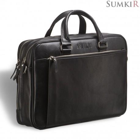 Brialdi Lamar (Ламар) black Деловая сумка
