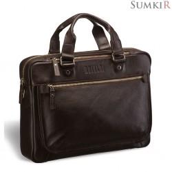Brialdi York (Йорк) brown Деловая сумка