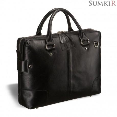 Brialdi Varazze (Варацце) black Деловая сумка