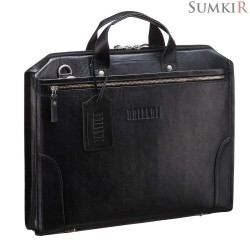 Brialdi Plymouth (Плимут) black Деловая сумка