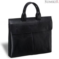 Brialdi Toledo (Толедо) black Деловая сумка