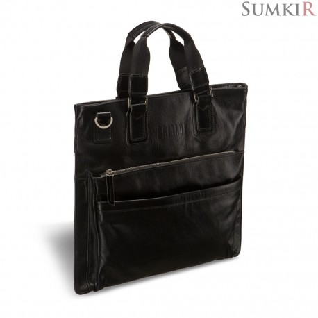 Brialdi Cavalese (Кавалезе) black Оригинальная деловая сумка