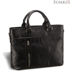Brialdi Caserta (Казерта) black Деловая сумка