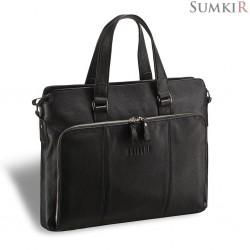 Brialdi Abilene (Абилин) black Деловая сумка