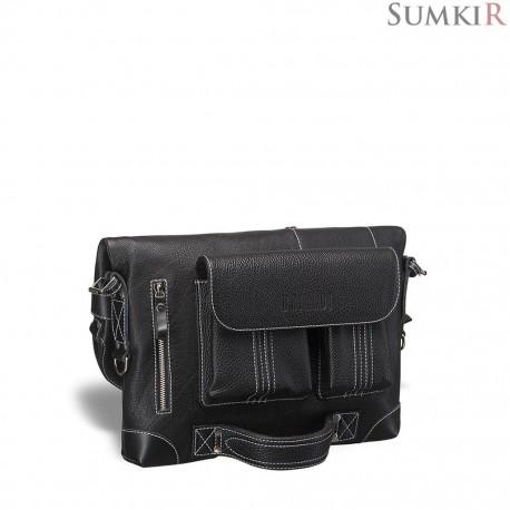 Brialdi Flint (Флинт) black Универсальная сумка