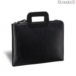 Brialdi Fontana (Фонтана) black Деловая сумка