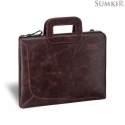 Brialdi Fontana (Фонтана) brown Деловая сумка