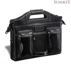 Brialdi Telford (Телфорд) black Универсальный портфель