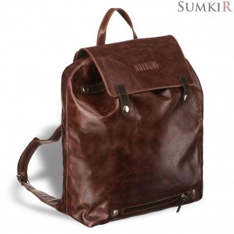 Brialdi Laredo (Ларедо) antique brown Кожаный рюкзак