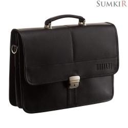 Brialdi Prato (Прато) black Классический портфель