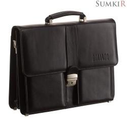 Brialdi Bari (Бари) black Классический портфель