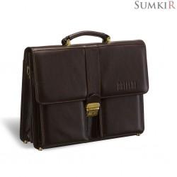 Brialdi Bari (Бари) brown Классический портфель