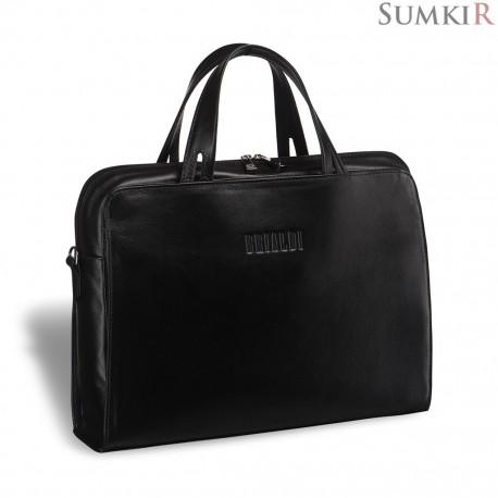 Brialdi Alicante (Аликанте) antique black Женская деловая сумка