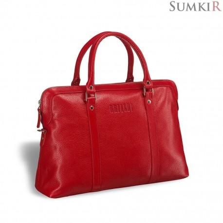 Brialdi Valencia (Валенсия) red Удобная женская сумка