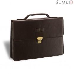 Brialdi Sevilla (Севилья) brown Женский деловой портфель
