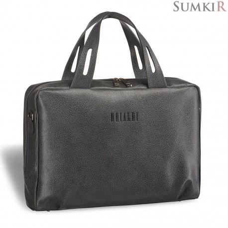 Brialdi Elche (Эльче) relief grey Женская деловая сумка