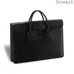 Brialdi Vigo (Виго) black Женская деловая сумка