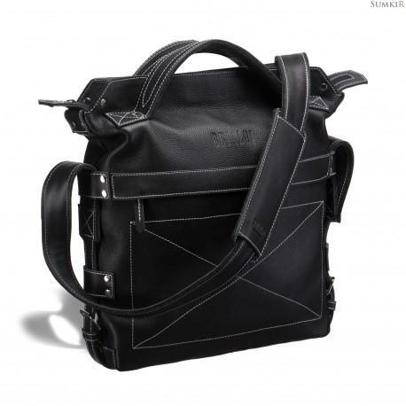 Brialdi Derby (Дерби) black Универсальная сумка