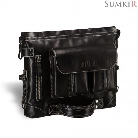 Brialdi Fullerton (Фуллертон) black Универсальная сумка