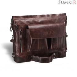 Brialdi Fullerton (Фуллертон) brown Универсальная сумка