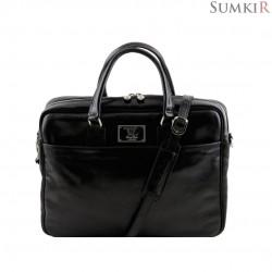 TL141241 Tuscany Urbino - Кожаный портфель для ноутбука