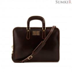 TL140961 Tuscany Alba - Кожаный портфель с одним отделением