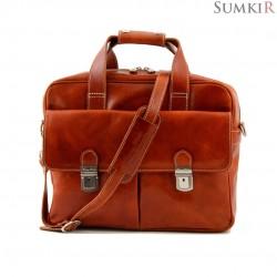 TL140889 Tuscany Emilia - Экслюзивная кожанная сумка для ноутбука