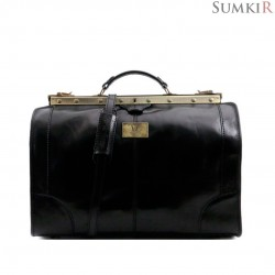 TL1023 Tuscany Madrid - Кожаная сумка Gladstone маленький размер