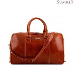 TL1045 Tuscany Paris - Кожаная сумка даффл