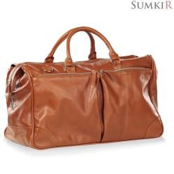 Hadley Dorn Orange Дорожная мужская сумка