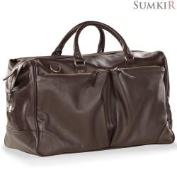 Hadley Dorn Brown Дорожная мужская сумка