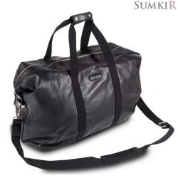 Hadley Carl Black Дорожная мужская сумка