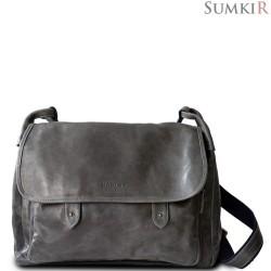 Hadley Shelton Gray Дорожная мужская сумка