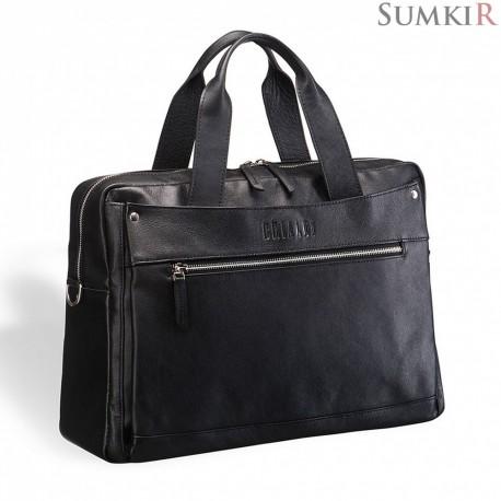 Brialdi Calabria (Калабрия) black Деловая сумка
