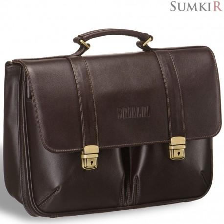 Brialdi Vasto (Васто) brown Классический портфель