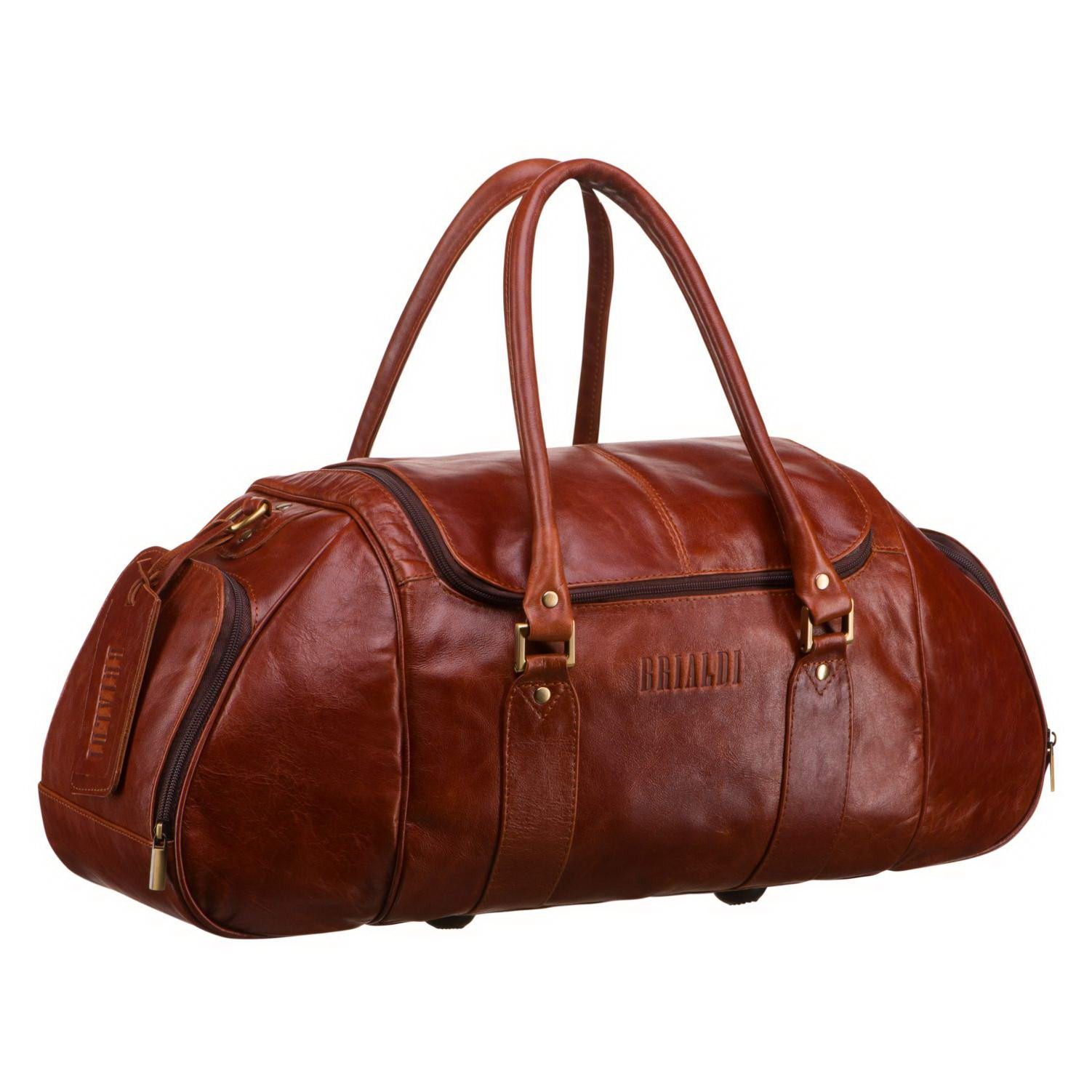 33cce31e Brialdi Modena (Модена) red Дорожная сумка