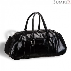 Brialdi Modena (Модена) shiny black Дорожная сумка
