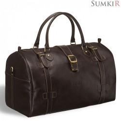 Brialdi Nebraska (Небраска) brown Дорожная сумка