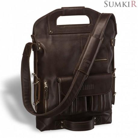 Brialdi Flint (Флинт) brown Универсальная сумка