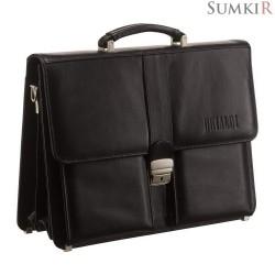 Brialdi Asti (Асти) black Классический портфель