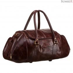 Brialdi Modena (Модена) brown Дорожная сумка