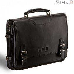 Brialdi Bolzano (Бользано) black Классический портфель