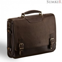 Brialdi Bolzano (Бользано) brown Классический портфель