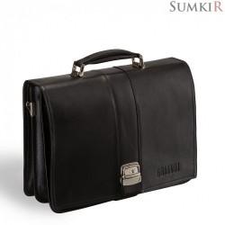 Brialdi Pavia (Павия) black Классический портфель