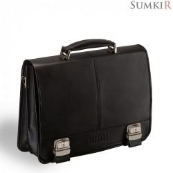 Brialdi Siracusa (Сиракуза) black Классический портфель