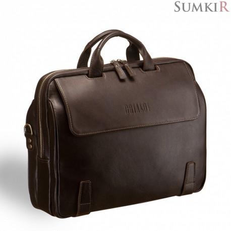 Brialdi Seattle (Сиэтл) brown Деловая сумка для города
