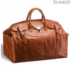 Brialdi Concord (Конкорд) antique red Дорожная сумка