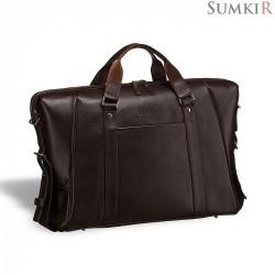 Briadli Valvasone (Вальвазоне) brown Деловая сумка для архитекторов и конструкторов